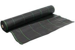 AGROTKANINA MATA  1,1x100m 110 cm 90g/m2 UV Czarna