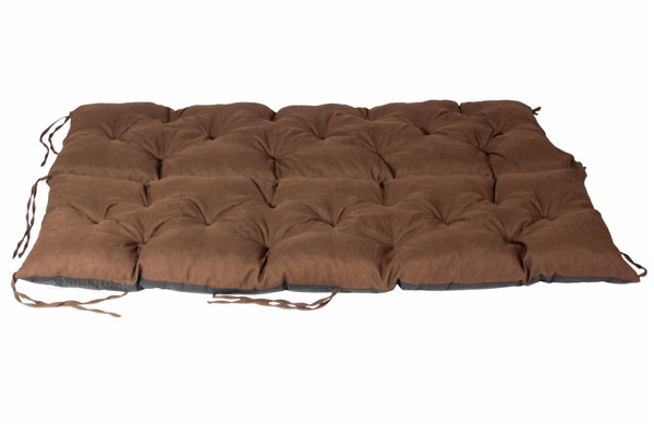 Gruba poduszka materac na huśtawkę 180/60/60 - Brązowy