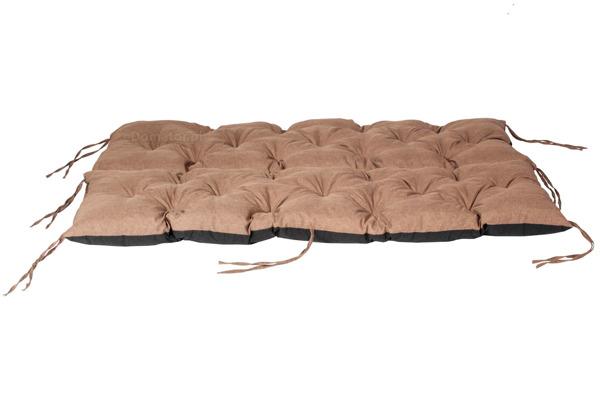 Gruba poduszka na huśtawkę 180/60/60 - Cappuccino
