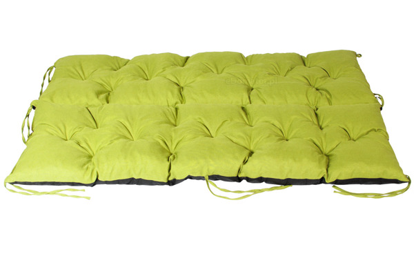 Gruba poduszka na huśtawkę 180/60/60 - Limonka