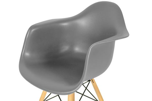 Krzesło nowoczesne FLORENCJA grafitowe - 4 szt.