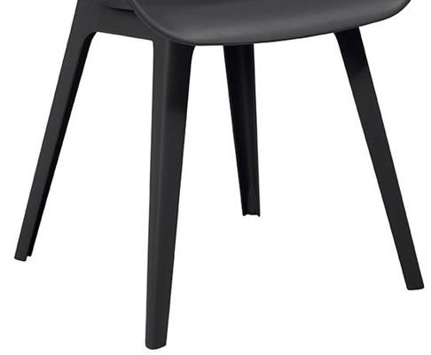 Nogi do krzesła AKOLA - grafit