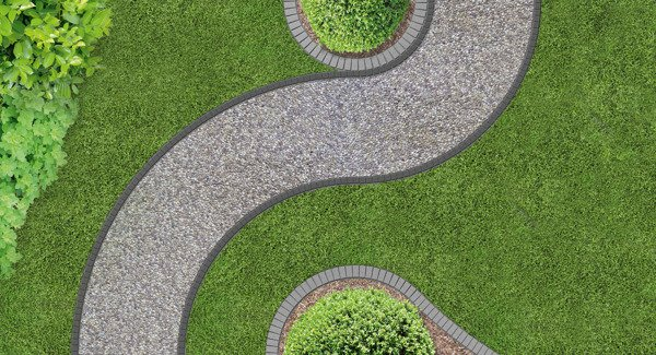 Obrzeże ogrodowe UNIBORD
