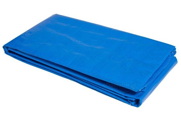 Pokrowiec na meble ogrodowe 230 x 130 x 90 cm - niebieski