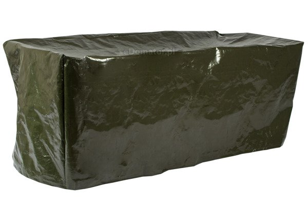 Pokrowiec na meble ogrodowe 230 x 130 x 90 cm - zielony
