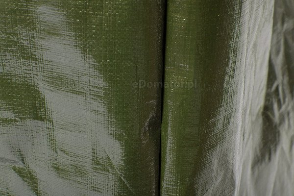 Pokrowiec na narożnik ogrodowy ROMA 215 x 148 x 62 cm - zielony