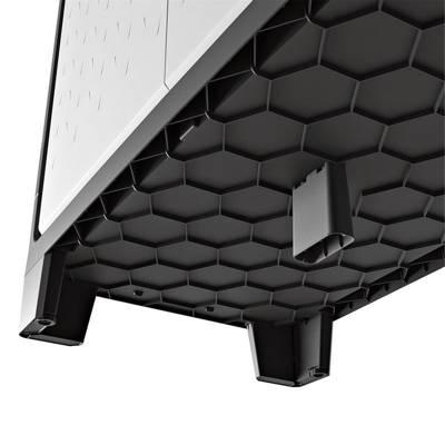 Szafka wielofunkcyjna komoda KETER KIS TITAN Low 80x100 cm