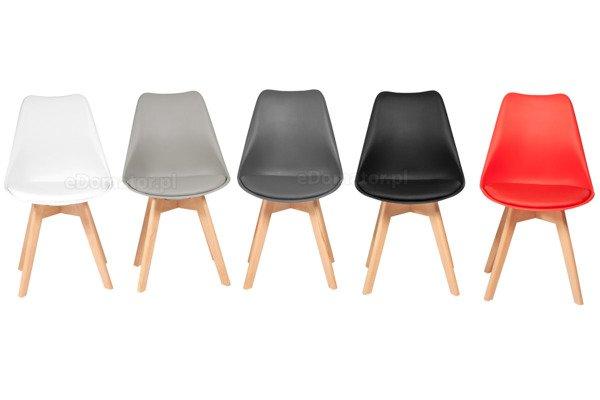 Zestaw mebli do jadalni stół 120 cm MEDIOLAN i 6 krzeseł BOLONIA